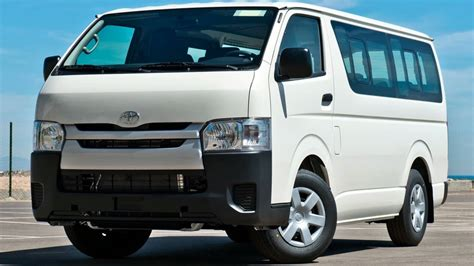 toyota van philippines toyota hiace 2017 youtube