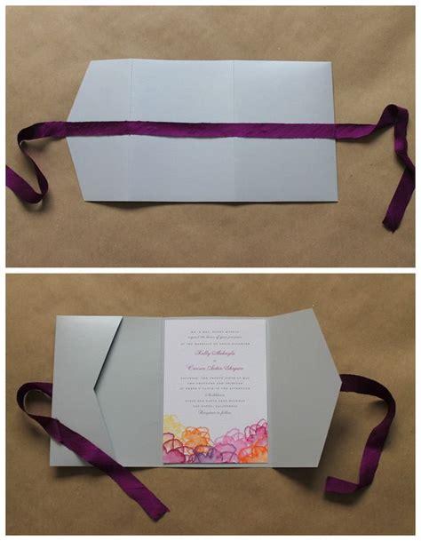 Wedding Paper Divas Envelopes by Wedding Paper Divas Diy Pocket Folds Diy Wedding