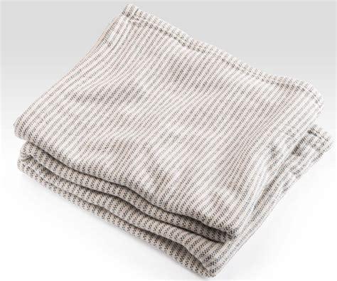 Striped Coverlet ticking stripe coverlet slate by brahms mount rosenberryrooms