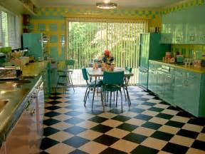 retro kitchen flooring ideas cooking by design designs for kitchens appealing and