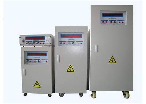 60 hz to s 50hz 60hz 400hz variable voltage frequency converter