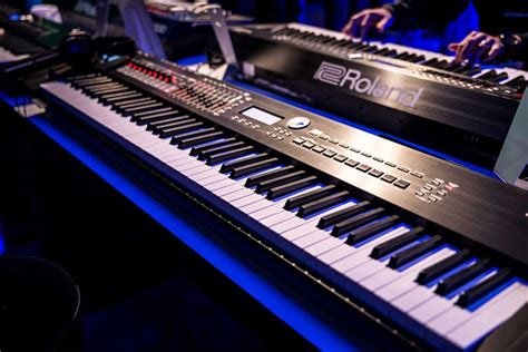Roland Rd 2000 Rd 2000 88 Key Digital Stage Piano keyboards synth news from winter namm 2017 reverb news