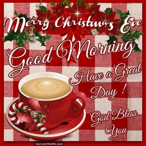 merry christmas eve good morning pictures   images  facebook tumblr pinterest