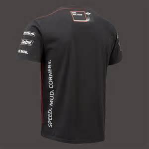 Mini Cooper Merchandise Mini Cooper S Wrc Team T Shirt Black 44 46 Quot Mens