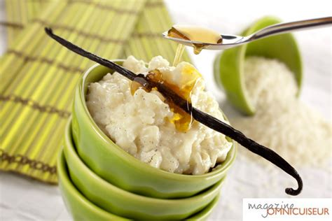 livre cuisine basse temp駻ature recette riz au lait facile d 233 licieux omnicuiseur
