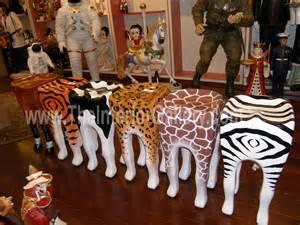 Statues amp theme decor gt theme decor gt animal stools