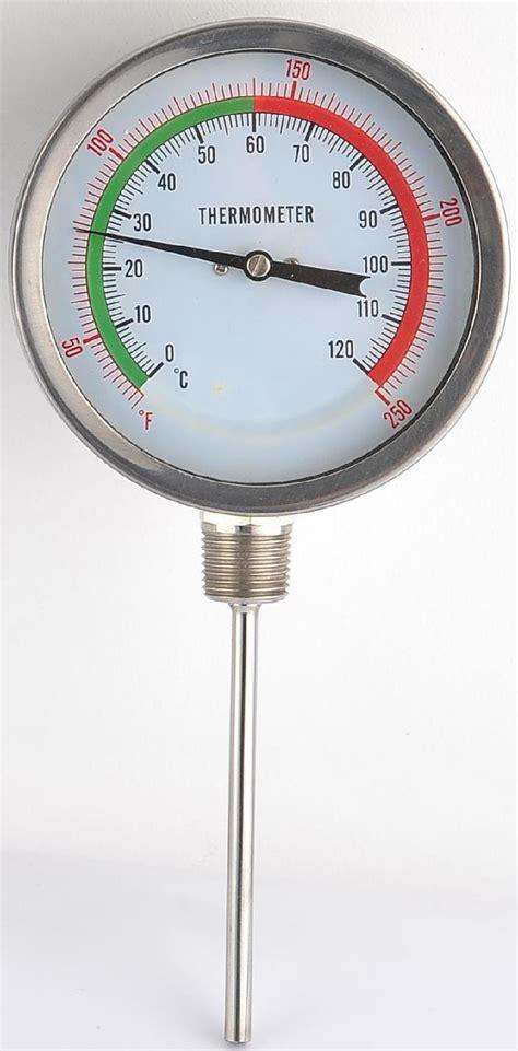 Termometer Bimetal china bimetallic thermometer china thermometer bimetal thermometer