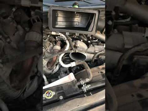 coolant tube  fitting install ford powerstroke  doovi