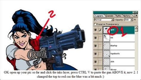tutorial warhol photoshop cs5 20 awesome photoshop cartoon tutorials and actions