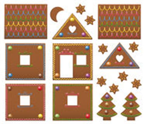 gingerbread house card template gingerbread house template stock photos images