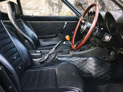 fairlady z interior sale a subasta un nissan fairlady z 432 de 1970