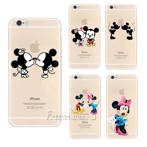 aliexpress buy new arrive sweet mickey minnie back cover for apple