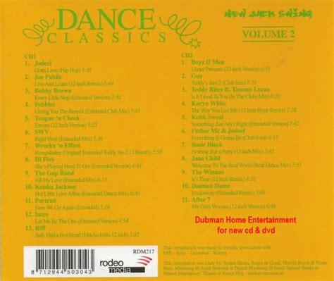 dance classics new jack swing dance classics new jack swing vol 2 ebay