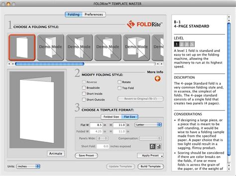 template master ease your print production folding indesignsecrets