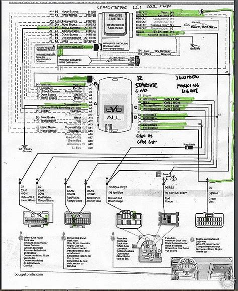 can am outlander wiring diagram unique can am outlander