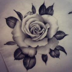 Rose drawings rose tattoos and realistic rose tattoo on pinterest