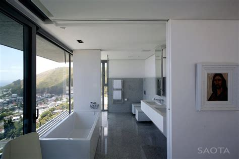 modern bathrooms south africa contemporary 3 level home in cape town south africa