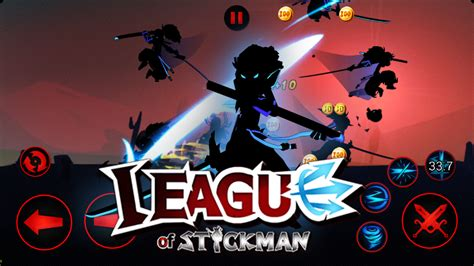league of stickman samurai full version league of stickman dreamsky warriors android apps on