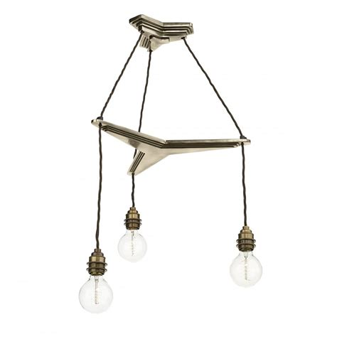hanging ceiling lights propellor cluster ceiling light with 3 bronze hanging pendants