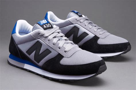 List Harga New Balance sepatu sneakers new balance u430 grey black