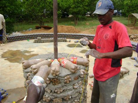 nigerias plastic bottle house eco nigeria