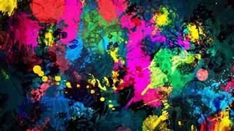 mixed colors abstract mixed paint colors wallpaper free