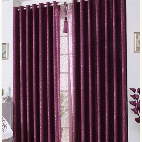 blackout soundproof curtains fuchsia pink blackout curtains soozone