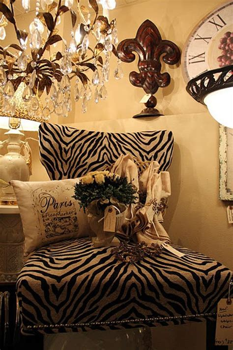 animal print interior decor for a look of your home