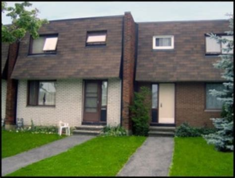 1 bedroom townhomes for rent 1586 heron rd ottawa 3 bedroom townhouse for rent l38198