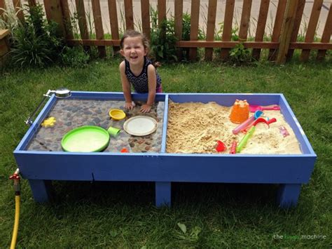 Sand Table Ideas 17 Best Ideas About Toddler Water Table On Pinterest Water Tables Baby Activity Table And