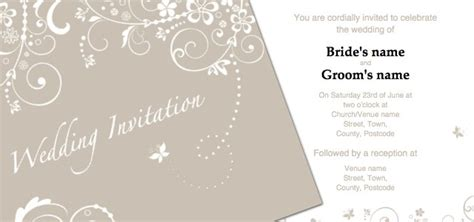 Invitation Wedding Istudio Publisher Page Layout Microsoft Publisher Invitation Templates