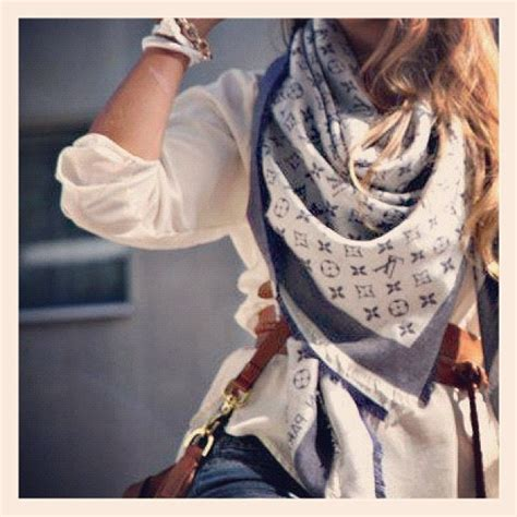 42 best images about louis vuitton scarf on
