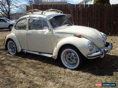 Beetle Volkswagen For Sale by 1971 Volkswagen Beetle Classic For Sale In Canada