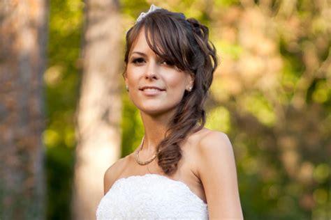 brides  bangs hair world magazine