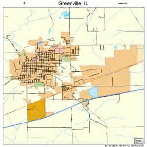 map greenville greenville illinois map 1731589
