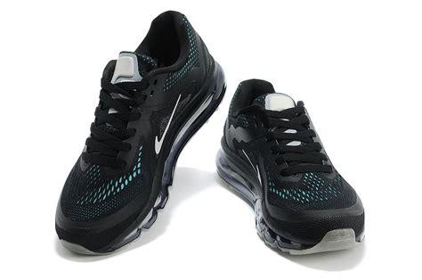womens shoes nike air max 2014 black white