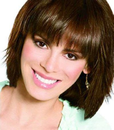 layered blunt cut bob 142 best images about hair on pinterest demi moore