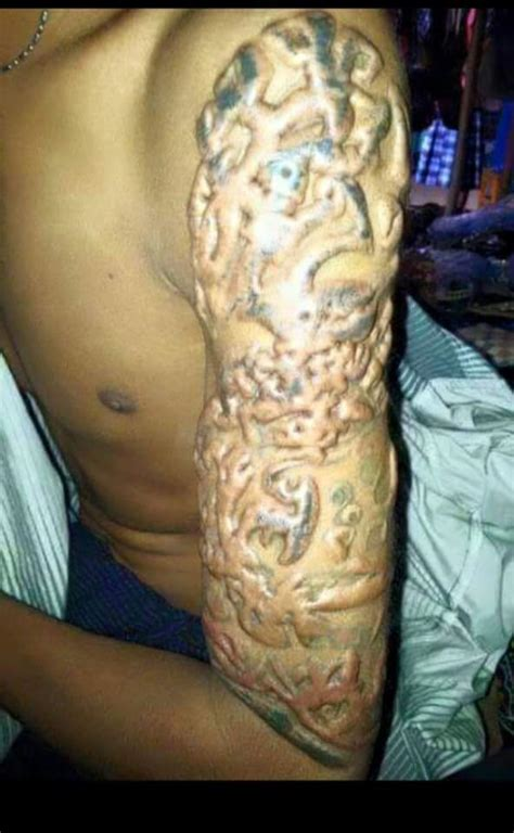 tattoo cause keloid image gallery keloid and tattoos