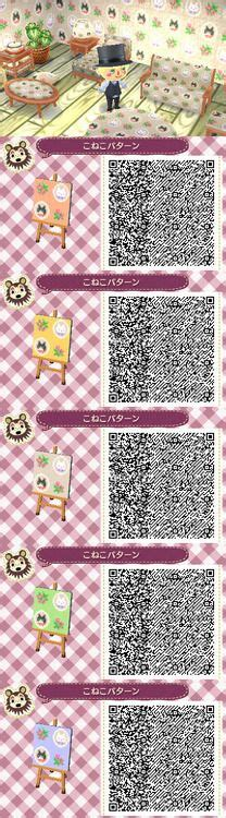 animal crossing pink wallpaper qr codes round brick flower bed acnl qr codes acnl qr codes