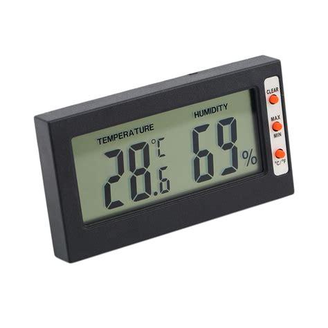 Thermometer Hygrometer Digital 1 new digital lcd thermometer hygrometer temperature humidity meter hp1 ebay