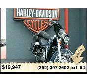 Vivid Black 2011 Harley Davidson FLHTCU Ultra For Sale On