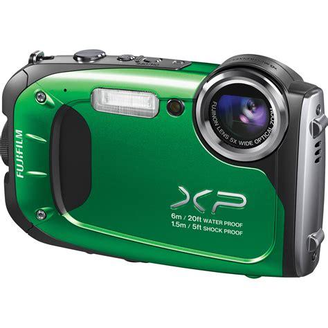 Kamera Fujifilm Finepix Xp60 fujifilm finepix xp60 digital green 16318497 b h photo