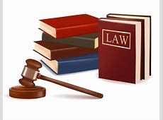 GAVEL & LAW BOOKS – NDP Bluenote Law Books Images
