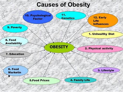 10 Causes Of Obesity by Obesit A Worldwide Epidemic Ppt