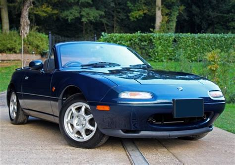 used 1997 mazda mx 5 s special 1 1 8 eunos roadster 3 000 miles for sale in buckinghamshire