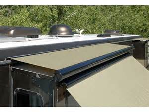 rv slide out awning cover motorhome slideout trailer
