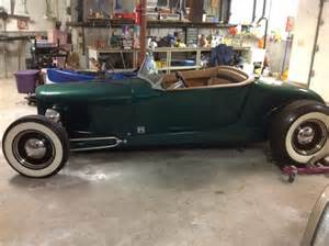 27 Ford Roadster Ford 1929 Earlier For Sale On Racingjunk Classifieds