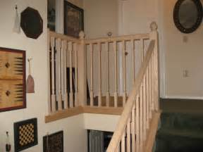 Interior Wood Stair Railing by Stair Railings Interior Kris Allen Daily