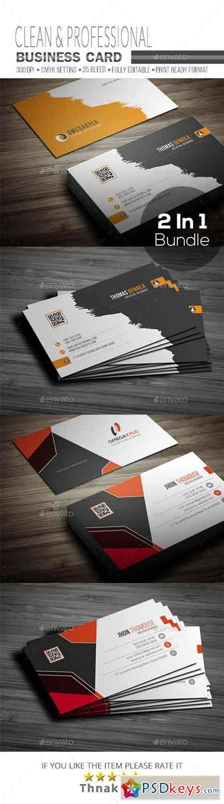 200 business card templates bundle 1 business card bundle 2 in 1 19725482 187 free