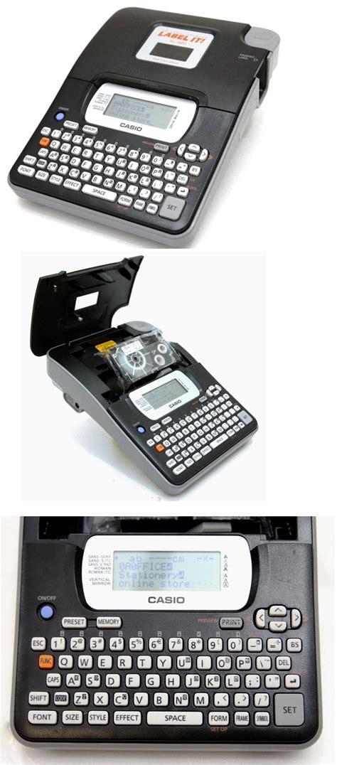 Diskon Casio Label Printer Kl 820 Mesin Label Printer Casio Kl 820 casio label printer kl 820 end 4 3 2017 11 37 am myt